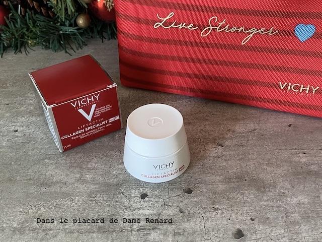 Soin de nuit Liftactiv Collagen Specialist Vichy