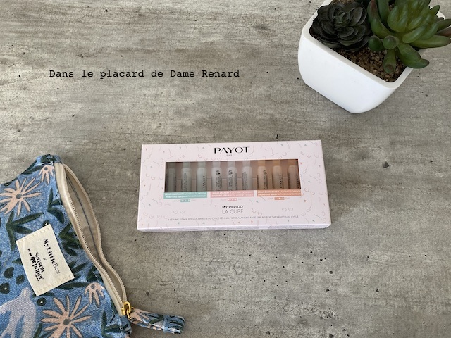 Cure My period Payot My little box x Season Paper janvier 2021