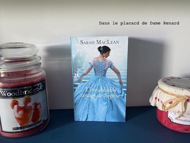 L'inoubliable voyage de Sophie-Les soeurs Talbot Sarah MacLean