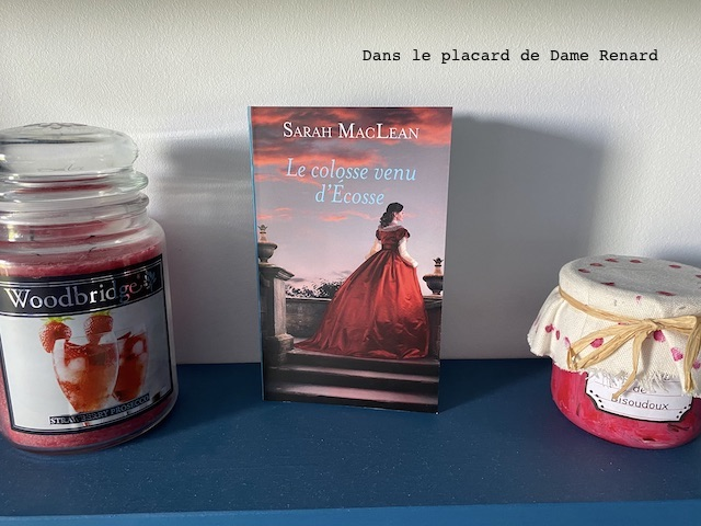 Le colosse venu d'Ecosse-Les soeurs Talbot Sarah MacLean