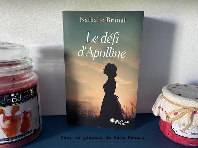 Le défi d'Apolline Nathalie Brunal
