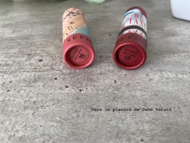 Rouges à lèvres Lipstories Séphora