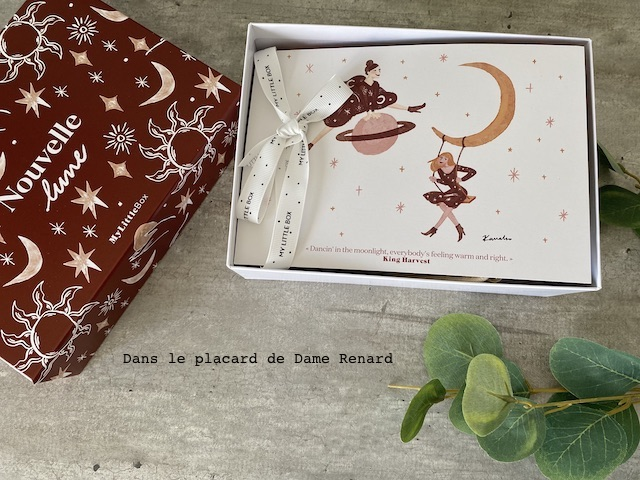 My little box Nouvelle Lune février 2021