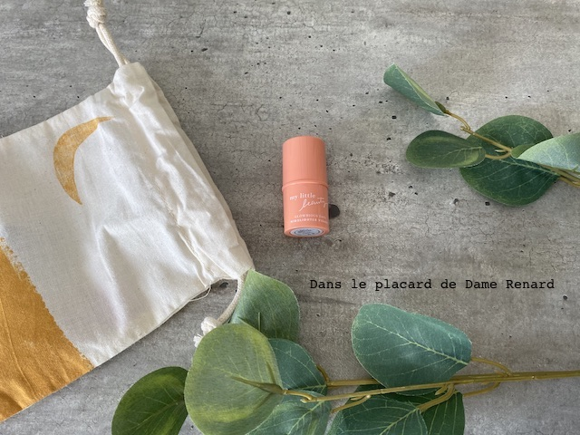 Glowrious day Highlighter visage My little beauty My little box Nouvelle Lune février 2021