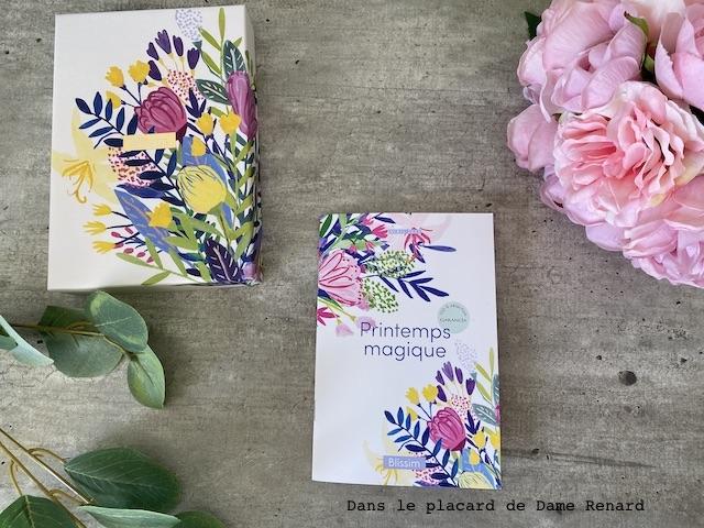 mini mag Blissim: printemps magique 100% Garancia avril 2021
