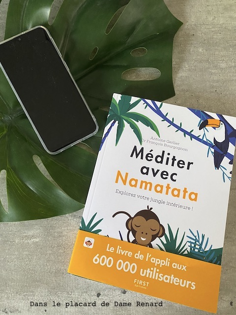 namatata application et livre
