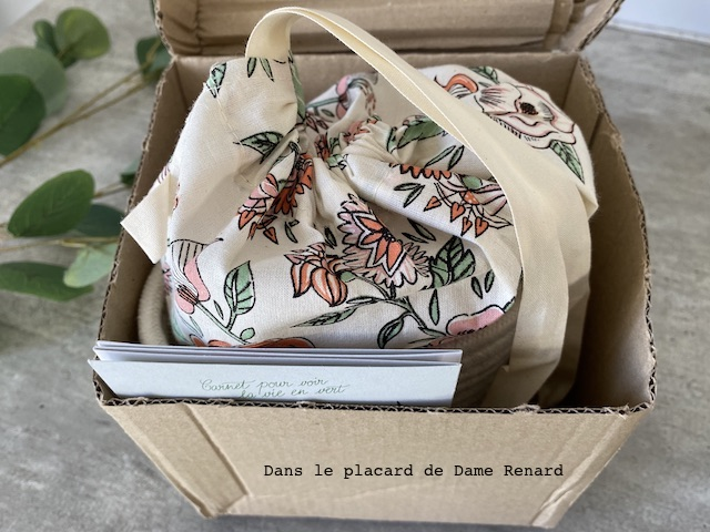 My little box x Caudalie mars 2021