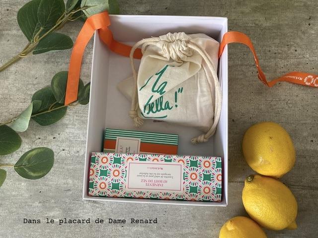 My little Amalfi Box, avril 2021
