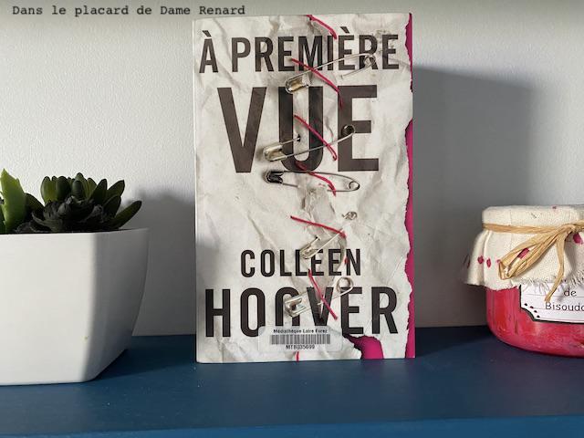À première vue Colleen Hoover