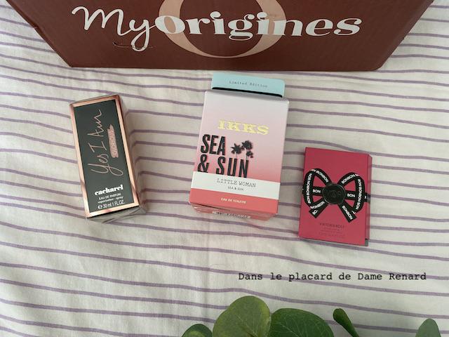 Haul My Origines mai 2021: Parfums