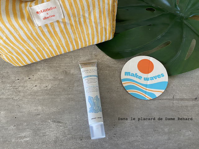 Diabolique glaçon Garancia My little box x Albertine, la double box juillet/août 2021