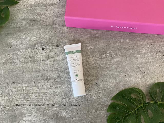 Crème de jour protection globale Evercalm REN