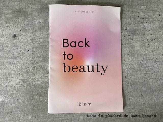 minimag blissim x mac cosmetics: back to beauty septembre 2021