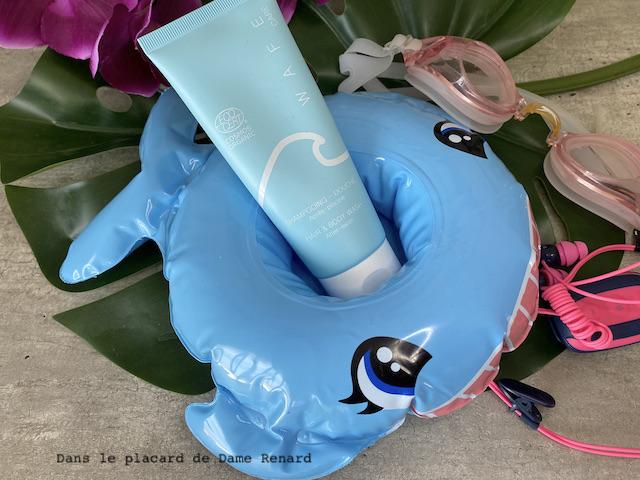 shampooing-douche après-piscine Wafe Care