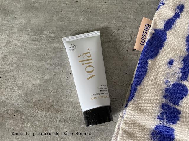 crème mains voilà blissim x mac cosmetics: back to beauty septembre 2021